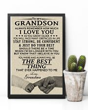 MY GRANDSON 24x36 Poster lifestyle-poster-8