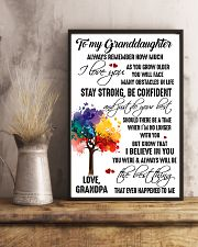 MY GRANDDAUGHTER - GPGD20Q7 24x36 Poster lifestyle-poster-3