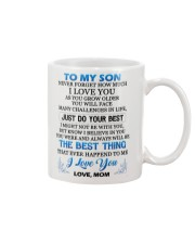 MY SON - MOM Mug thumbnail