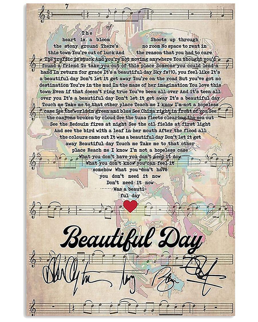 u beautiful pt 11x17 Poster