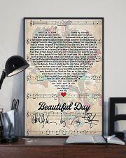 u beautiful pt 11x17 Poster lifestyle-poster-2