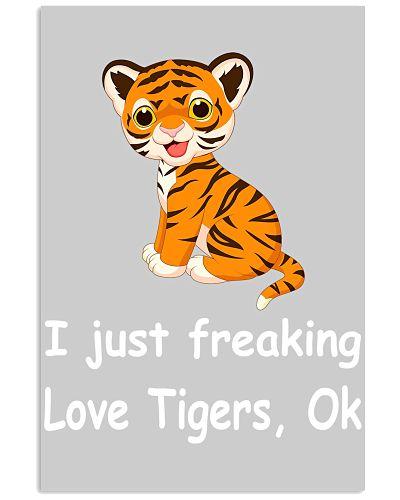 Tiger Christmas Holiday Gift Funny T-Shirt Tee