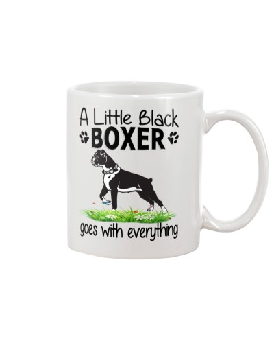 Boxer Funny T-Shirt Best Puppy Lover Gift