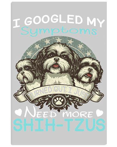 Shih-Tzu Funny T-Shirt Best Puppy Lover Gift