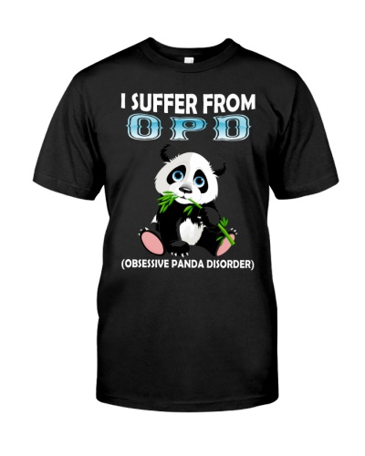 Panda Christmas Holiday Gift Funny T-Shirt Tee