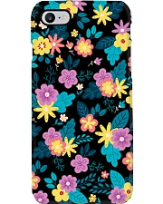 Beautiful arrangement floral Gifts Flower Lovers  Phone Case thumbnail