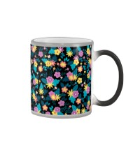 Beautiful arrangement floral Gifts Flower Lovers  Color Changing Mug thumbnail