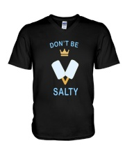 Don't Be Salty KH3 Shirt V-Neck T-Shirt front