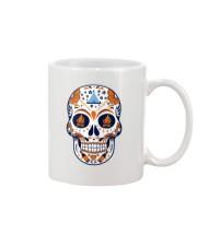 Camping Sugar Skull Mug thumbnail