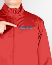 Hook Line Clothing Lightweight Jacket garment-lightweight-jacket-detail-front-logo-01
