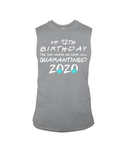 12th Birthday Quarantined 2020