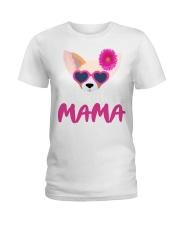 chihuahua Ladies T-Shirt tile