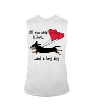 dachshund Sleeveless Tee thumbnail