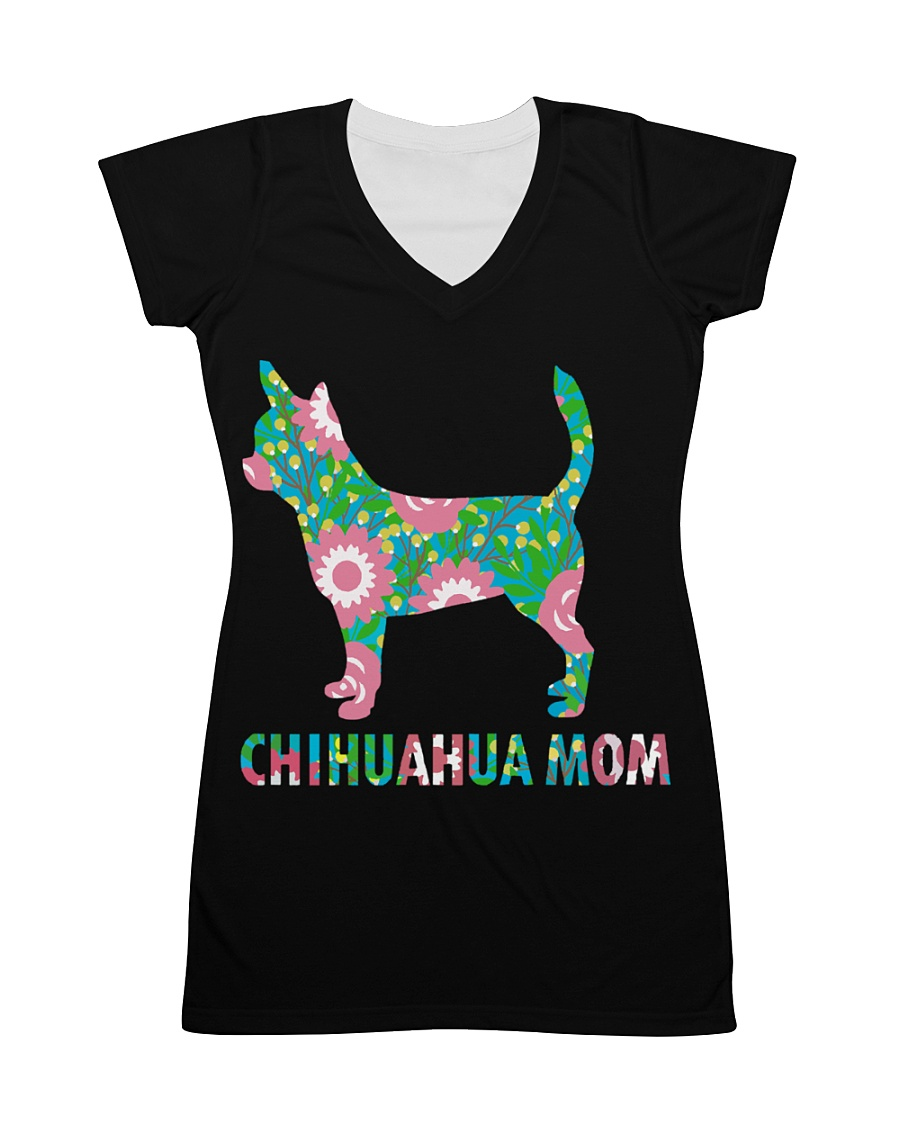 chihuahua All-over Dress