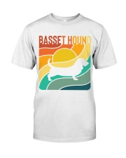 BASSET HOUND Classic T-Shirt thumbnail
