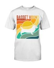 BASSET HOUND Premium Fit Mens Tee thumbnail