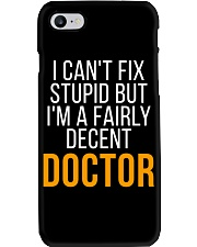 Doctor Funny Gift Phone Case thumbnail
