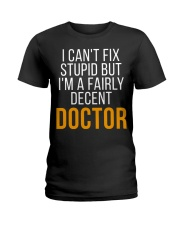 Doctor Funny Gift Ladies T-Shirt thumbnail