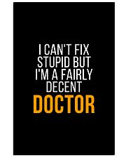 Doctor Funny Gift 11x17 Poster thumbnail