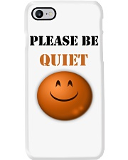 Be Quiet Phone Case thumbnail