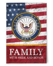 """Family 11.5""""x17.5"""" Garden Flag front"""
