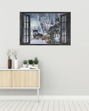 Wolf 3 36x24 Poster poster-landscape-36x24-lifestyle-01