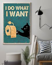 I Do What I Want 11x17 Poster lifestyle-poster-1