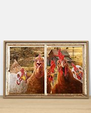 Chickens  36x24 Poster poster-landscape-36x24-lifestyle-03