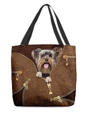 Yorkshire All-over Tote back