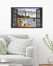 Lighthouse 3 24x16 Poster poster-landscape-24x16-lifestyle-01