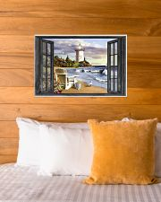 Lighthouse 3 24x16 Poster poster-landscape-24x16-lifestyle-27