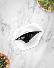 Sticker black cat Sticker - Single (Vertical) aos-sticker-single-vertical-lifestyle-front-06