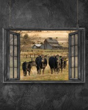 Angus cattle 24x16 Poster aos-poster-landscape-24x16-lifestyle-13