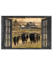 Angus cattle 24x16 Poster front