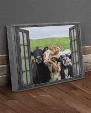 Cows 20x16 Gallery Wrapped Canvas Prints aos-canvas-pgw-20x16-lifestyle-front-10