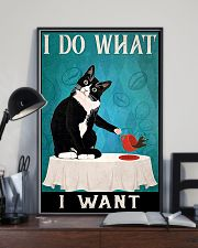 I Do What I Want 11x17 Poster lifestyle-poster-2