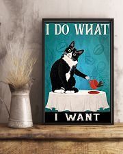 I Do What I Want 11x17 Poster lifestyle-poster-3