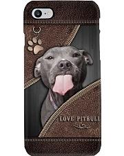 Pitbull Phone Case i-phone-8-case