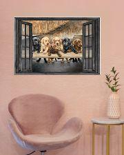 Labrador 11 36x24 Poster poster-landscape-36x24-lifestyle-19