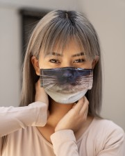 Siamese Cloth face mask aos-face-mask-lifestyle-18