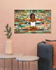 Black queen 10 24x16 Poster poster-landscape-24x16-lifestyle-22