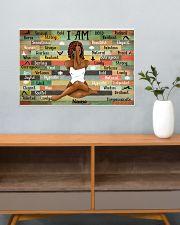 Black queen 10 24x16 Poster poster-landscape-24x16-lifestyle-25