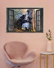 Bear 16 36x24 Poster poster-landscape-36x24-lifestyle-19