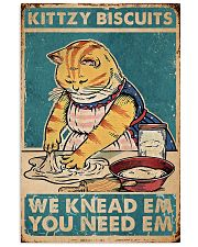 Kittzy Biscuits 11x17 Poster front