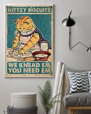 Kittzy Biscuits 11x17 Poster lifestyle-poster-1