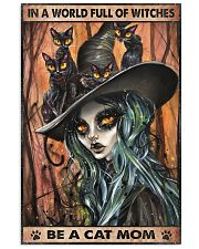 CAT WITCH 11x17 Poster front