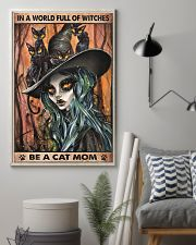 CAT WITCH 11x17 Poster lifestyle-poster-1