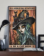 CAT WITCH 11x17 Poster lifestyle-poster-2
