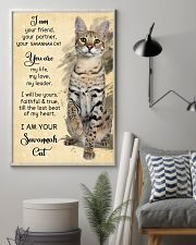 I Am Savannah 11x17 Poster lifestyle-poster-1