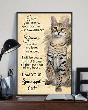 I Am Savannah 11x17 Poster lifestyle-poster-2